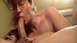 Homemade cum in Mouth