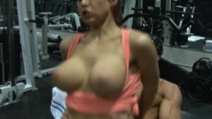 Kylie Strutt - Big Tit Workout