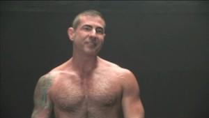 Hot muscle guys wrestling in jockstraps!