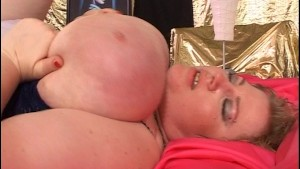 Tits that look like pizza pie dough pt 3/4