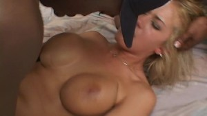 Angie takes on all cum-ers