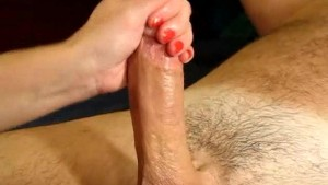 Very Sexy Blowjob and Handjob