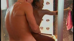 Meka s fantasy is to have peeping Tom make love to her (CLIP)