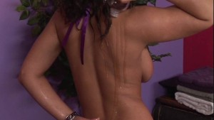 Charley Chase Working her Big Natural Tits