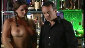 Showing tits covers amount of alcohol used