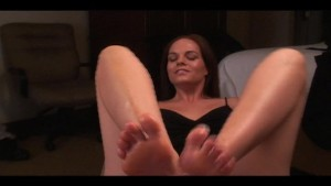 How to give a great footjob