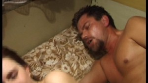 Couple gets to rammin in their nasty love-trailer