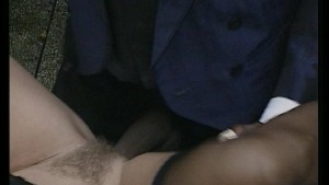 Housewife screws the gardener and the chauffeur (clip)