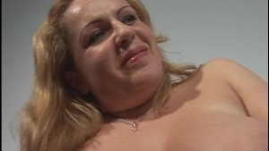 She s a big un! Yes she is, and she s come to drain that there penis of all its white stuff