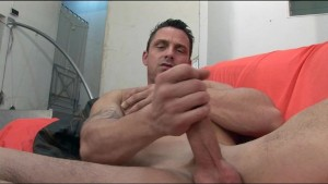 Hunky guy has some fun with a Tgirl - Latin-Hot