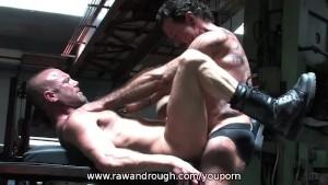 Hot Raw Muscle Ass Fuckin