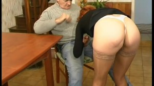 Granpa wants some action - Telsev