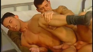 Soldier orgy in the dorm room- Pacific Sun Entertainment