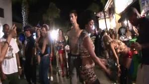 Wandering Around Key West FLorida Fantasy Fest 2012