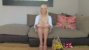 FakeAgentUK Wanted The best of British pussy