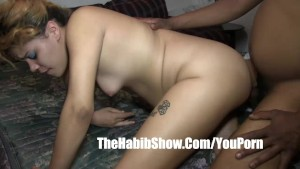 she cant handle nutso goes ham on 18yr petite red boned