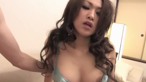 Hairy Japanese girl creamed - Dreamroom Productions
