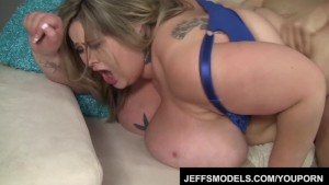 Big fat ass, Mandy Majestic is fucked