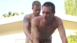 Jacuzzi Sex Comes To Conclusion For These Gay Men