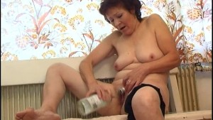 There s nothing hotter than a horny granny