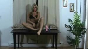 hot amateur Sarah dancing and teasing
