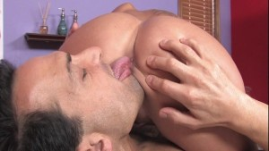 Sexy Masseuse Gives Extra Service Pt. 2/3