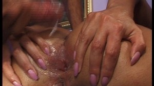 Redhead banged by two guys pt 4./4