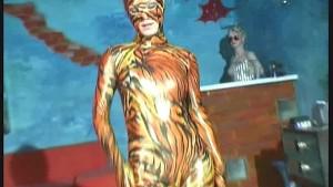 Crazy Tiger spandexgirl Monika