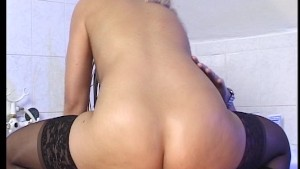 Ass exploring with finger and dick pt 2/2