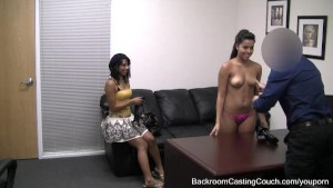 2 Latinas Together in Porn Hell