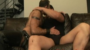 Two Horny Studs