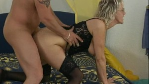 horny mom needs two guys