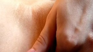 Amateur Filming her Pussy in Closeup!