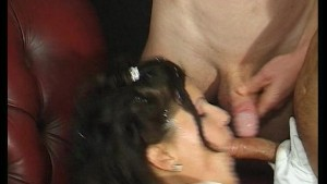 Even if blindfolded a cock is a cock