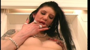 She s curious about body piercings - DBM Video