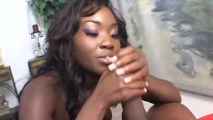Shorty with a cigarette - Gentlemens Video