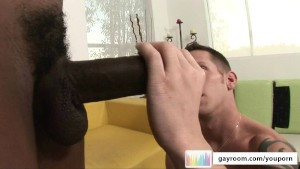 GayRoom Black Cock Waiting