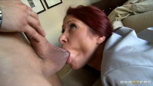 Hot Big Ass & Tit maid is caught fucking her boss