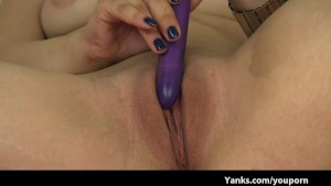 Teen with Pierced Nipples and Pierced Pussy