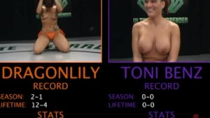 DragonLily Vs. Toni Benz