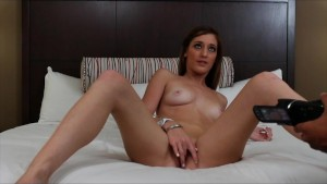 CastingCouch-X Wild Young 18 Year Old Amateur First Casting Porn Video