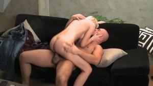 DaneJones She loves taking his big cock