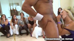 A Very Raunchy And Steamy Cock Party