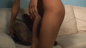 Two dudes double up on one horny girl - Pure Filth Productions