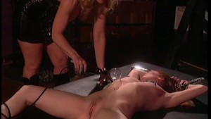 Red Haired Babe Dominated - Bizarre