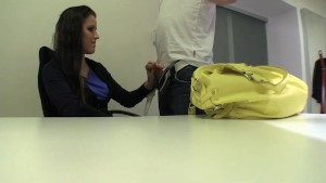 PublicAgent Morgan strips off and gets fucked my a fake model agent