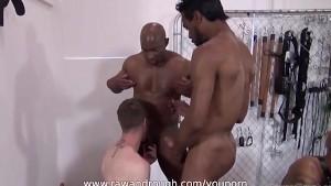 Big Black Dick Drillers