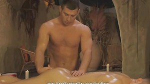 Feel The Anal Massage