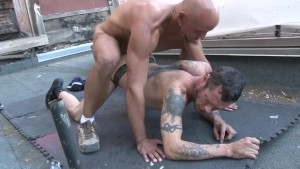 Fuck Me On The Roof - Factory Video