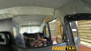 FakeTaxi Sucking cock to move to the top